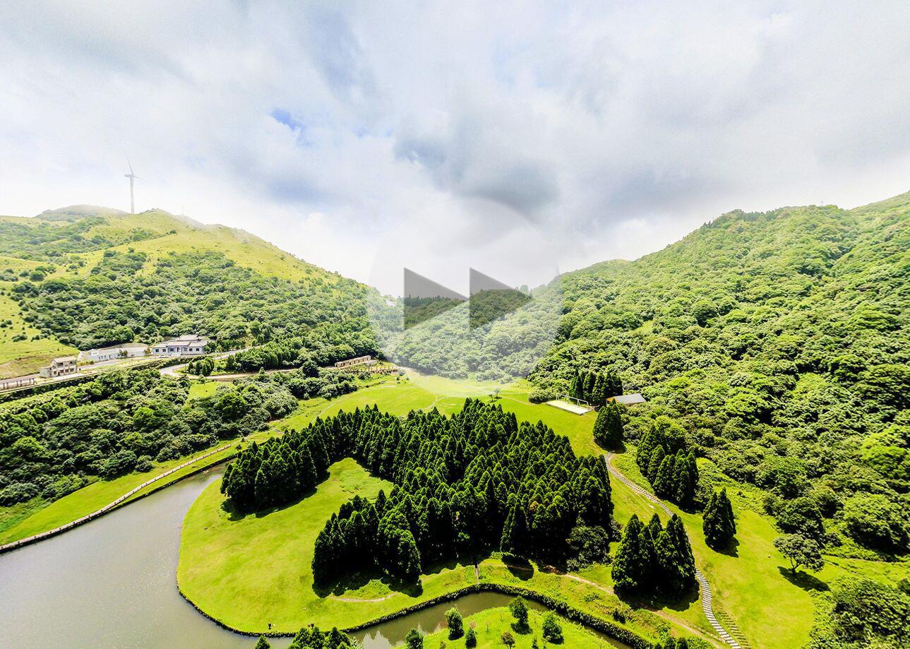 """vr游大容山森林公园丨广西这个地方不知""""秋滋味""""!"""